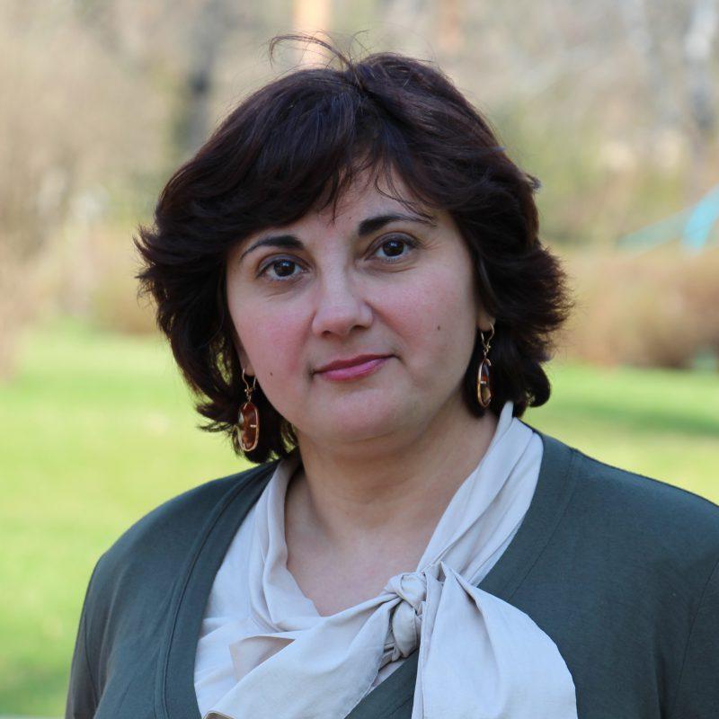 Олександра Яновська