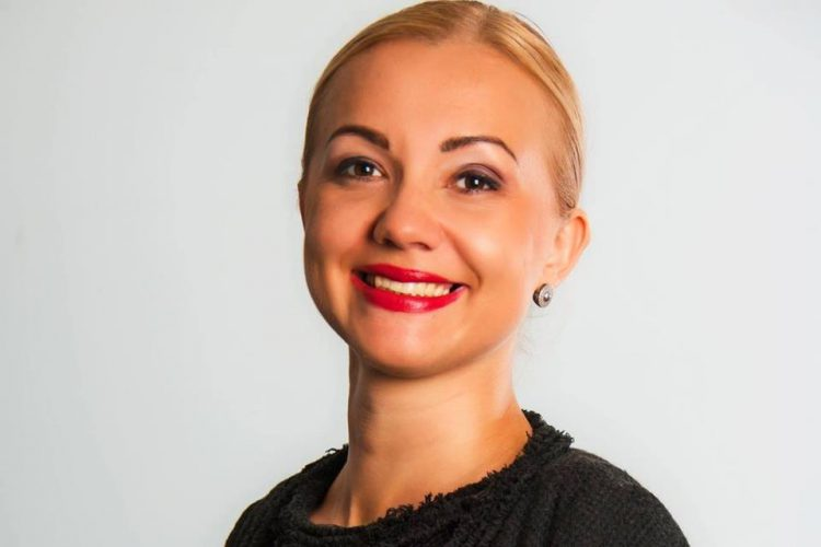 Ms Kateryna Vlasyuk Reports on the Burning Issues of Preserving Safety in a Modern City