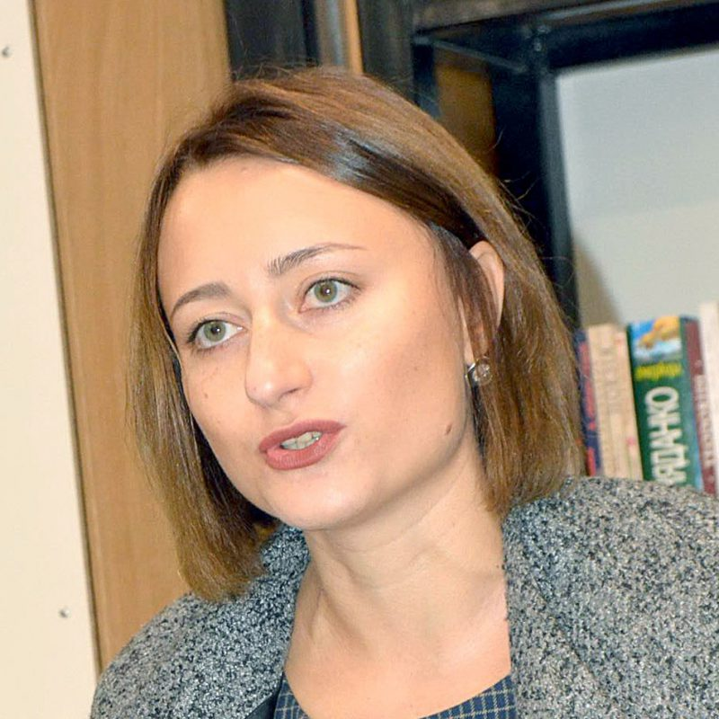 Юлія Лісова