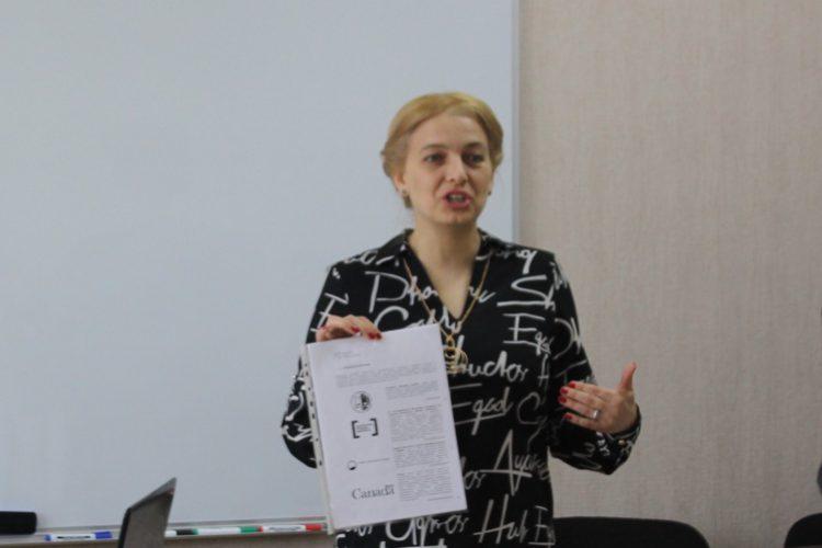 «Учасники Програми поділились своїми знаннями з адвокатами регіону»