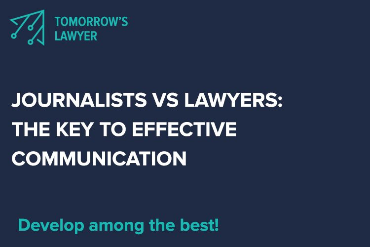 Program Manager: How Journalists and Lawyers Can Shift Conversations for Good for the Society