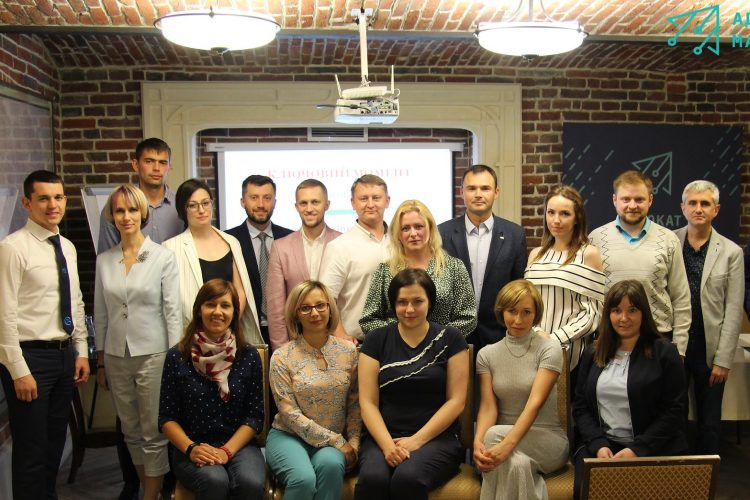 Lviv: Discussion on the protection of the professional rights of lawyers
