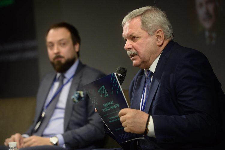 Ціннісний вимір етики адвоката від Мирослава Мариновича