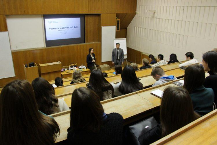 Тренінг зі soft skills для студентів ІМВ