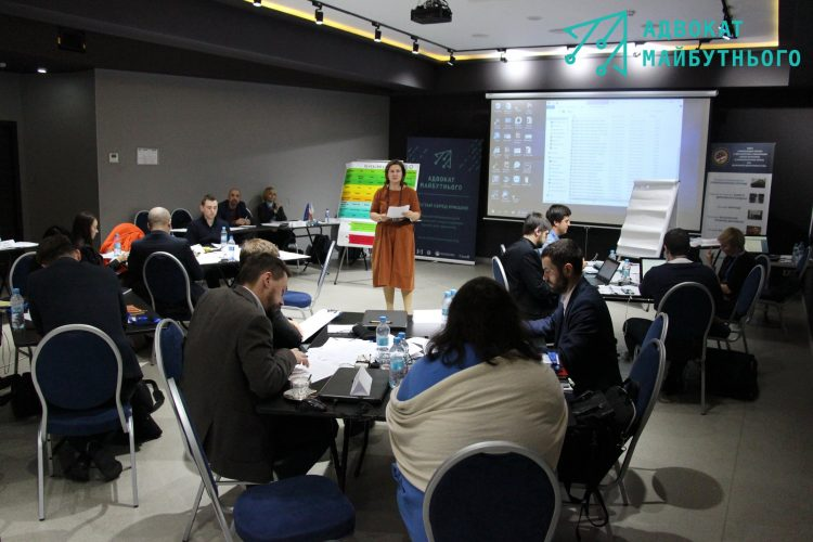 Legal Writing для адвокатів майбутнього в Одесі