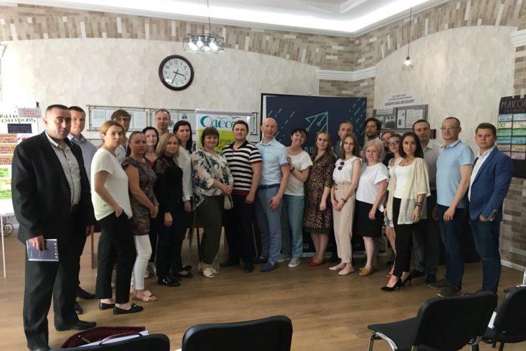 Тренінг з антикорупції в земельних відносинах в Одесі