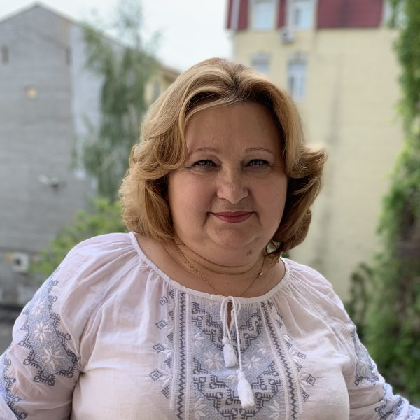 Zoia Pariy