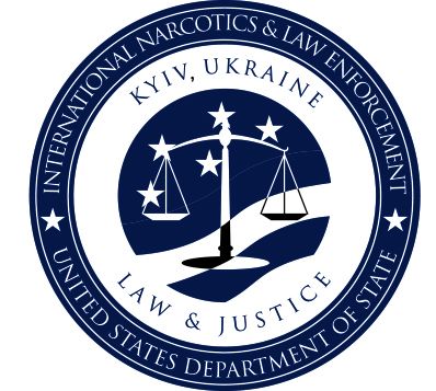 The US Embassy's Law Enforcement Section in Ukraine