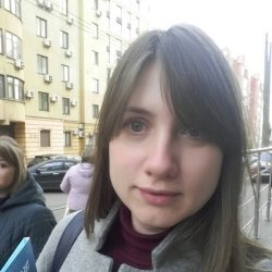 Круглякова Анна, Одеса