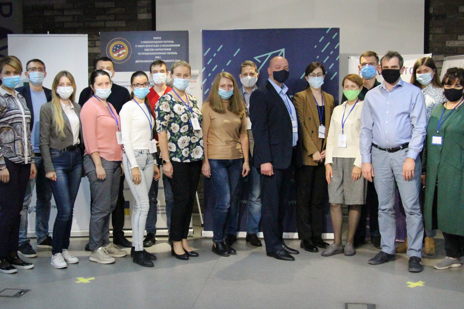 Fourth Group Completes Soft Skills Development Training for PGO's Prosecutors